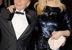 """Roman Polanski: il apparaît en public """"heureux d'être libre"""""""
