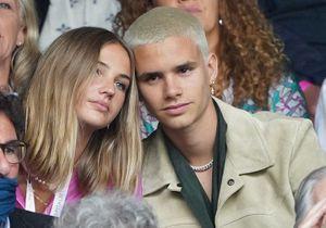 Romeo Beckham, amoureux et stylé dans les tribunes de Wimbledon