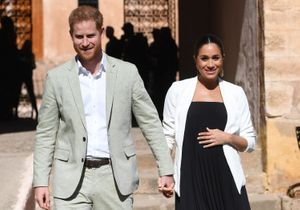 Royal baby : Arthur, Grey, James… quels sont les prénoms favoris de Meghan et Harry ?