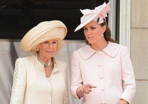 Royal baby : Carole Middleton vs Camilla, le désaccord des grands-mères !