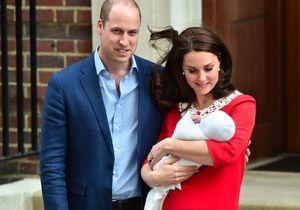 Royal baby : découvrez le prénom du fils de Kate Middleton et du prince William !