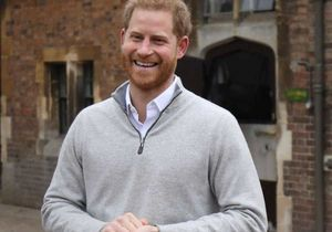 Royal baby : le sourire du prince Harry en une de la presse