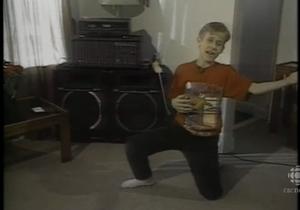 Ryan Gosling: en 1993 déjà il nous faisait craquer !