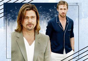 Ryan Gosling vs Brad Pitt: le match des titans