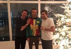 Ryan Reynolds : son gros moment de solitude lors d'une soirée de Noël en compagnie de Hugh Jackman et Jake Gyllenhaal