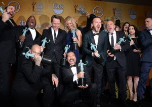 SAG Awards 2014 : un acteur de « Breaking Bad » fait le salut nazi