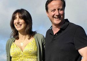 Samantha Cameron : la First Lady britannique a accouché