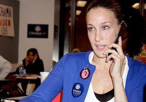 Sarah Jessica Parker rejoint le gouvernement Obama