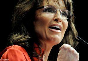 Sarah Palin prépare un livre de fitness