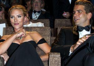 Scarlett Johansson parle de son mariage avec romain dauriac