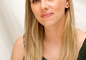 Scarlett Johansson rendra hommage au Prix Nobel de la Paix