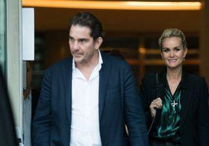 Sébastien Farran, le manager de Johnny Hallyday, s'est marié à sa compagne Nadège Winter, Laeticia Hallyday absente des noces