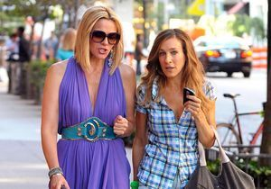 « Sex and the City » : Sarah Jessica Parker s'exprime sur l'absence de Kim Cattrall