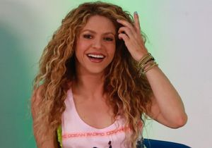 Shakira dévoile tous ses talents de danseuse du ventre dans une vidéo d'archive