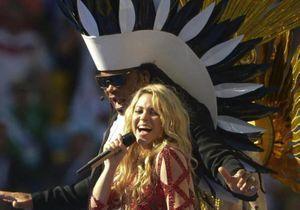 Shakira est la star de Facebook