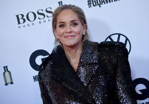 Sharon Stone bloquée d'une application de rencontres : elle réagit avec humour