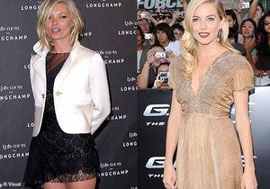 Sienna Miller blacklistée par Kate Moss