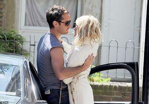 Sienna Miller et Jude Law : pris la main dans le sac