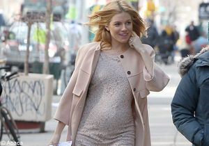 Sienna Miller : Sa fille s'appelle Marlowe