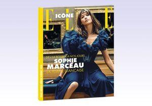 Sophie Marceau, star du nouveau hors-série ELLE ICÔNE
