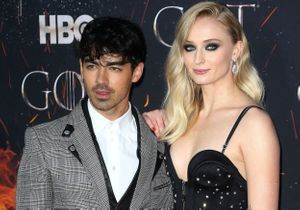 Sophie Turner de « Game of Thrones » et Joe Jonas se sont dit « oui » à Las Vegas