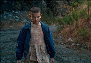 Stranger Things : l'actrice Millie Bobby Brown méconnaissable à l'avant-première !