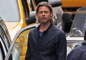 Sur un tournage, Brad Pitt sauve la vie d'une femme