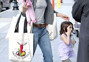 Suri Cruise : son premier fashion faux-pas ?