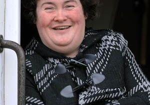 Susan Boyle : 45 000 dollars pour chanter chez Demi Moore !