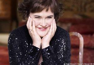 Susan Boyle  boudée par les Brit Awards