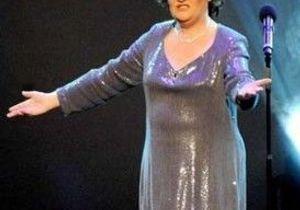 Susan Boyle fait craquer la famille Obama !