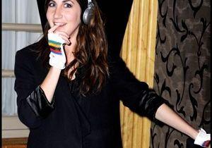 Tania Bruna-Rosso mixe au Ritz Bar