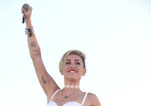 Miley Cyrus: êtes-vous au point sur ses tattoos?