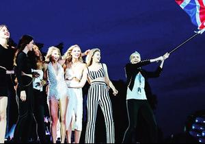 Taylor Swift: le tout-Hollywood s'invite sur sa tournée!