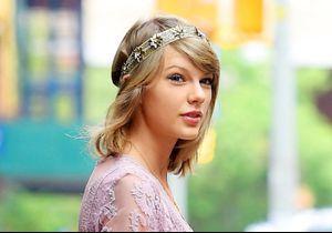 Taylor Swift rencontre son filleul, le fils de Jaime King