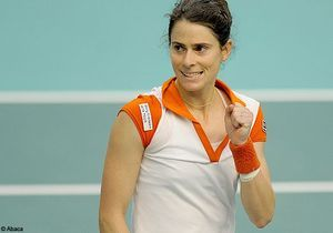 Tennis : Nathalie Dechy est maman !