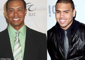 Tiger Woods : l'embarrassant soutien de Chris Brown ?