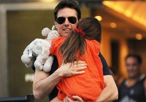 Tom Cruise et Suri : séparés par la scientologie ?