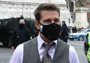 Tom Cruise fou de rage sur le tournage de « Mission Impossible »