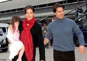 Tom-Cruise-Katie Holmes : 75 millions de $ pour un 2ème bébé