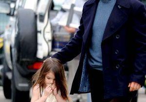 Tom Cruise offre une voiture à sa fille de 3 ans