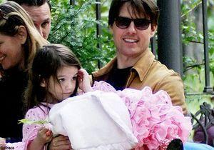 Tom Cruise veut voir sa fille devenir actrice