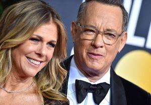 Tom Hanks : en larmes devant sa femme, Rita Wilson, aux Golden Globes