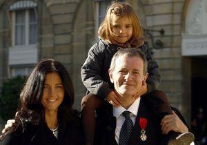 Toscane et Elisa, les filles de Francis Huster et de Cristiana Reali ont bien grandi