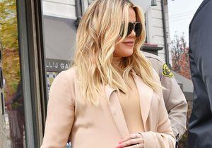 Trompée avant d'accoucher, Khloë Kardashian reste malgré tout avec Tristan Thompson à Cleveland