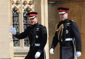 «Tu te souviens de ce que maman avait l'habitude de dire ?» : la conversation secrète de William et Harry le jour de son mariage