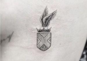 Un nouveau tatouage pour Cara Delevingne