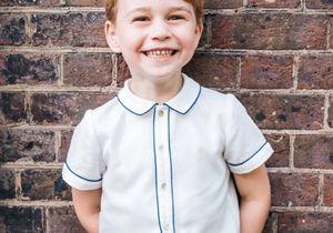 Une adorable photo du Prince George dévoilée pour son 5ème anniversaire