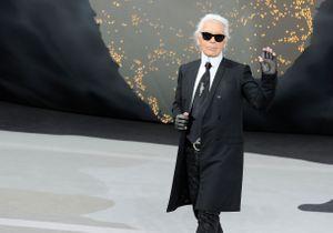 Une vente record pour un autoportrait de Karl Lagerfeld