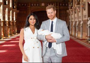 URGENT Voici la première photo du royal baby !